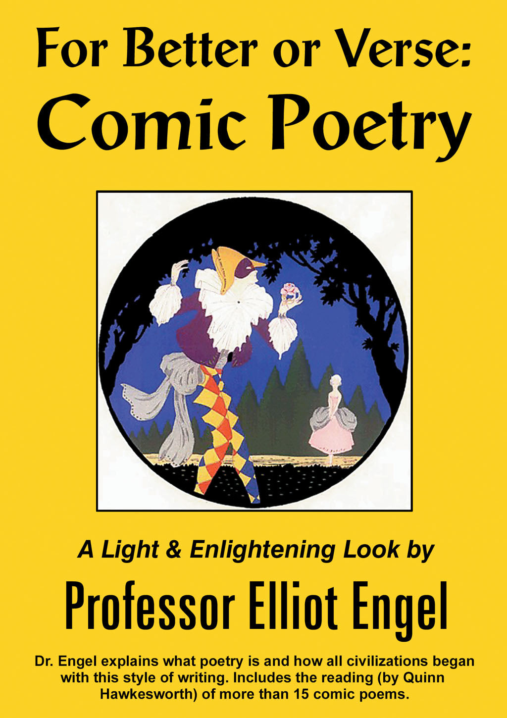 DL40 For Better or Verse: Comic Poetry - AUDIO DOWNLOAD