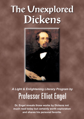 The Unexplored Dickens