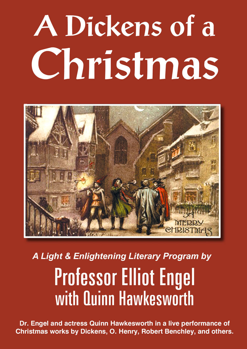 DL04 A Dickens Of A Christmas - AUDIO DOWNLOAD