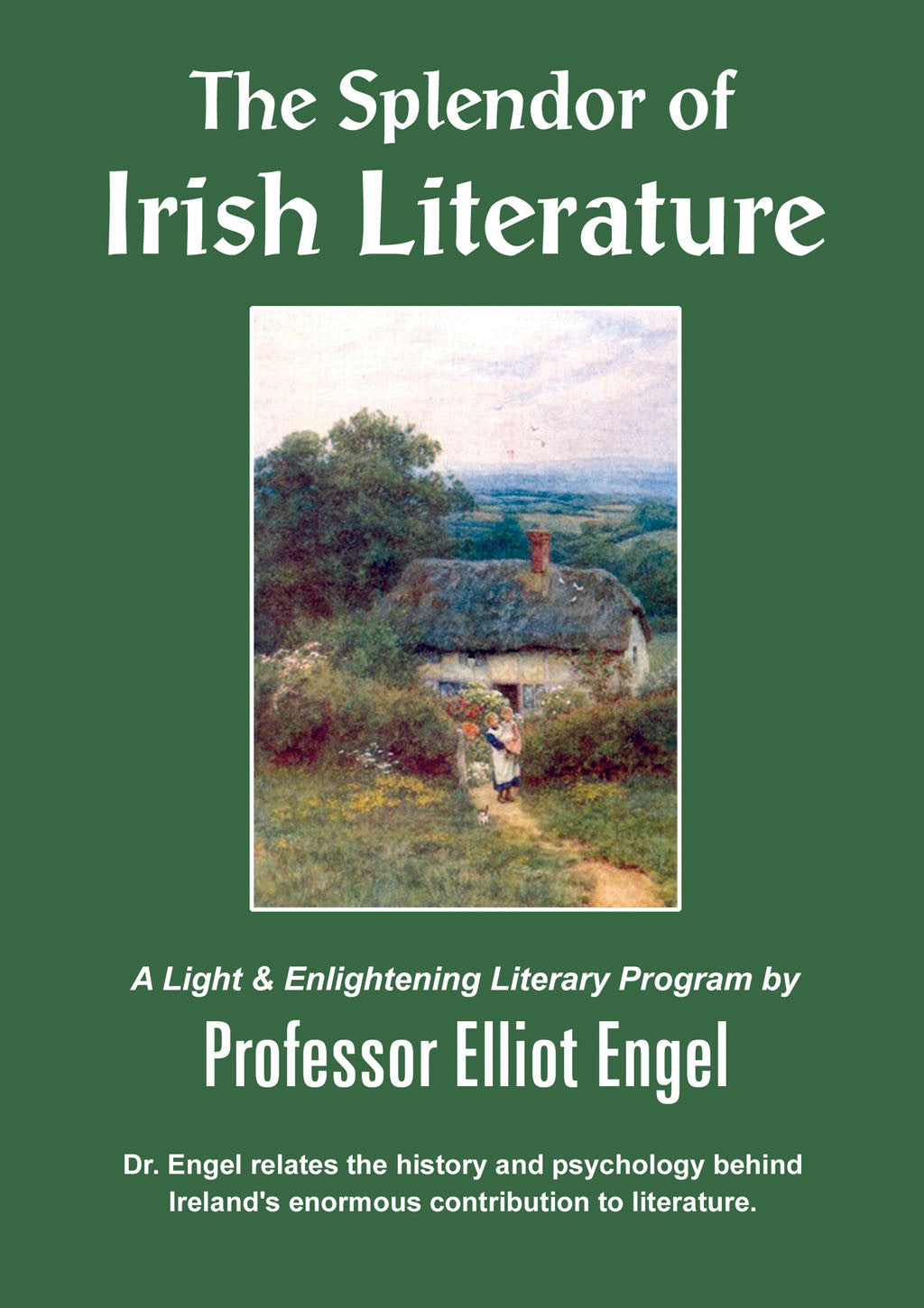 The Splendor of Irish Literature