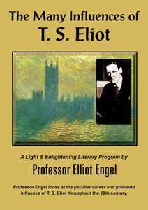 DL54 The Many Influences of T.S. Eliot- AUDIO DOWNLOAD