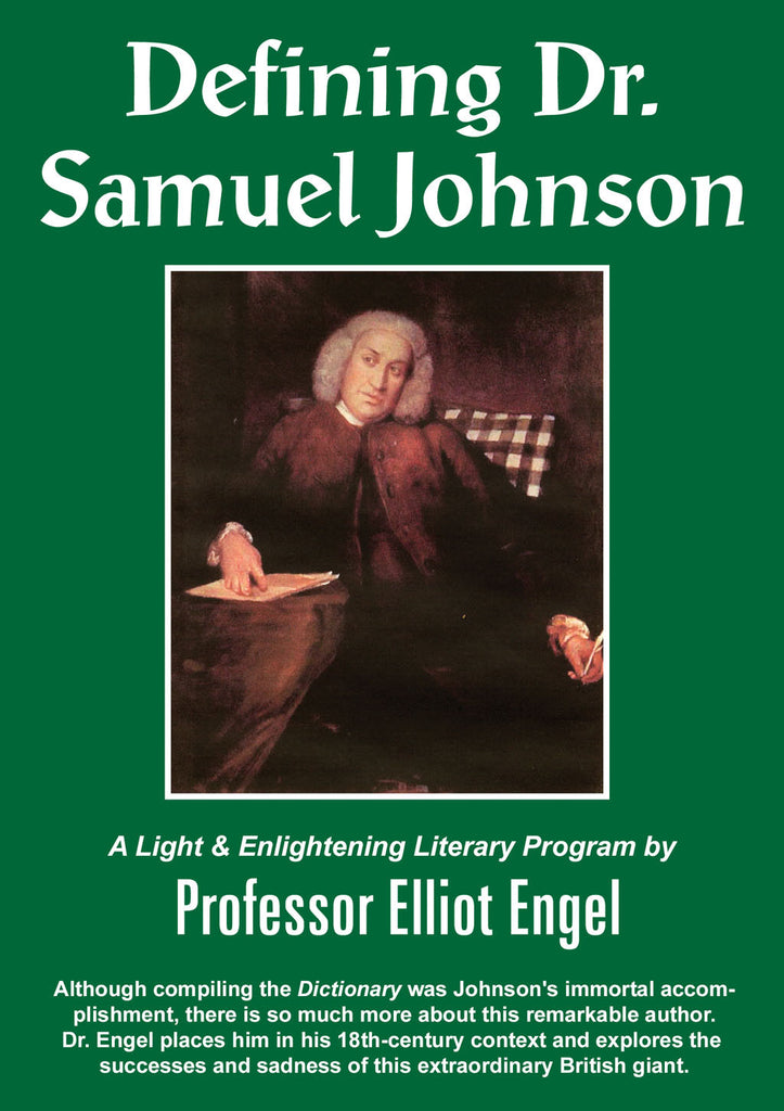 Defining Dr. Samuel Johnson