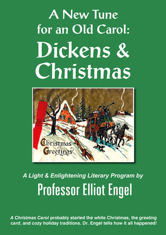 DL05 Dickens & Christmas: A New Tune For An Old Carol - AUDIO DOWNLOAD