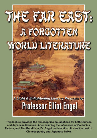 The Far East: A Forgotten World Literature