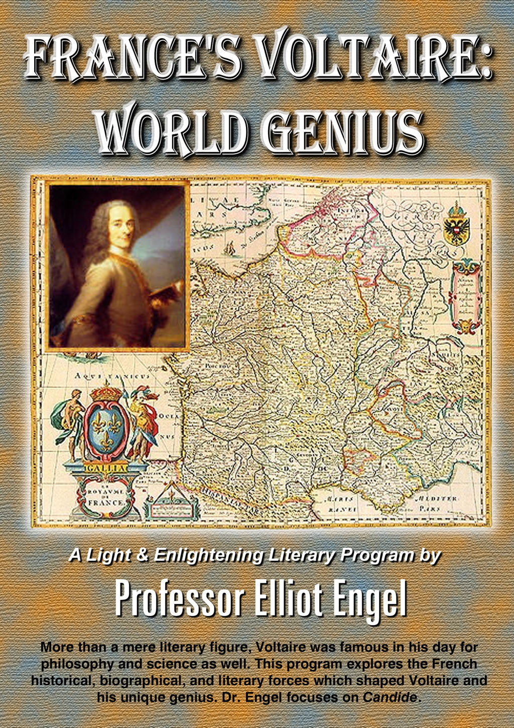 France's Voltaire: World Genius