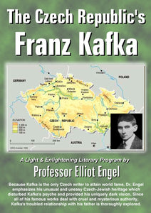 The Czech Republic's Franz Kafka