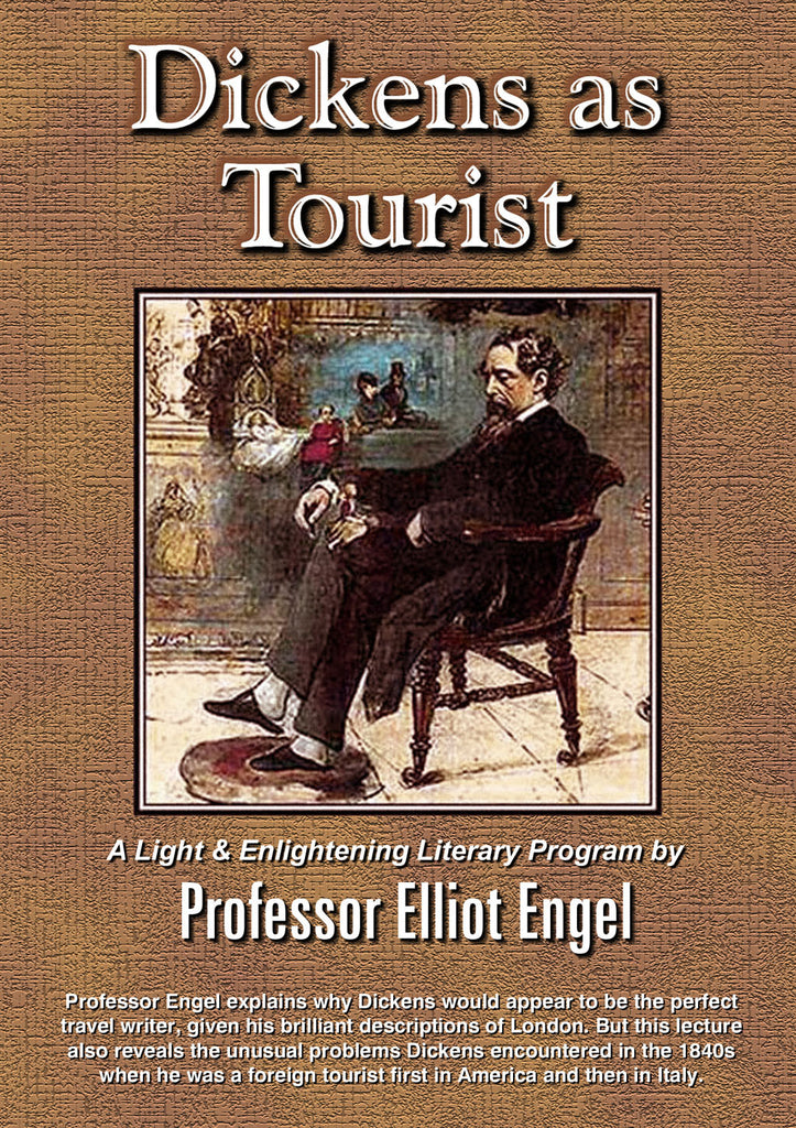 Dickens As Tourist