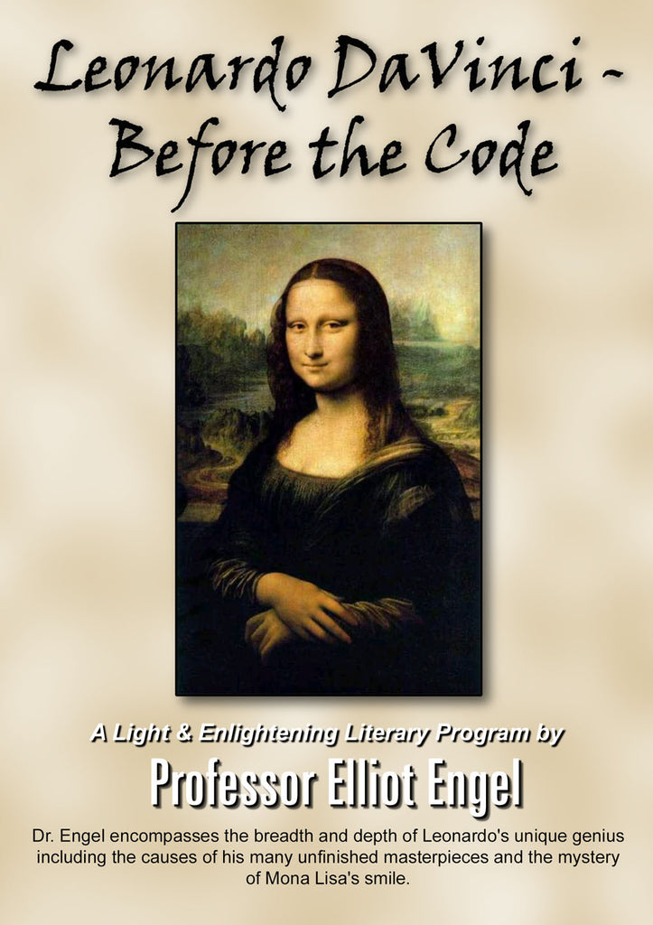 Leonardo Da Vinci: Before The Code