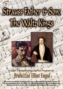 Strauss Father and Son: The Waltz Kings