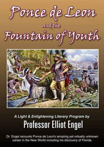 Ponce de Leon and the Fountain of Youth