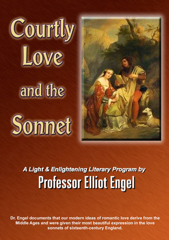 Courtly Love & The Sonnet
