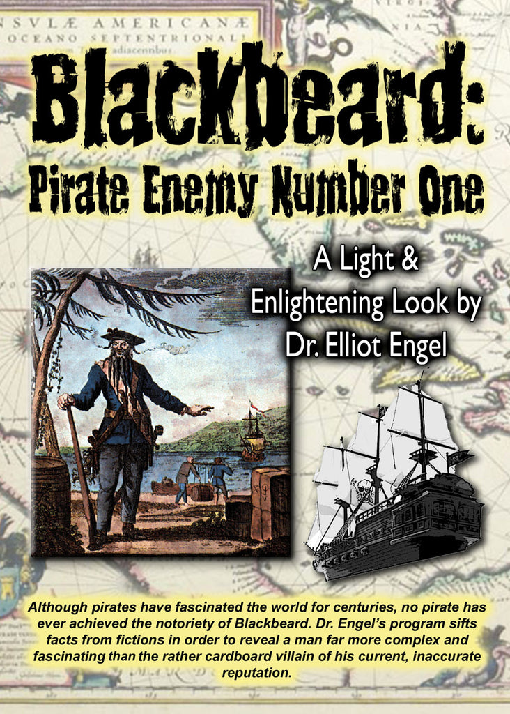 Blackbeard: Pirate Enemy Number One