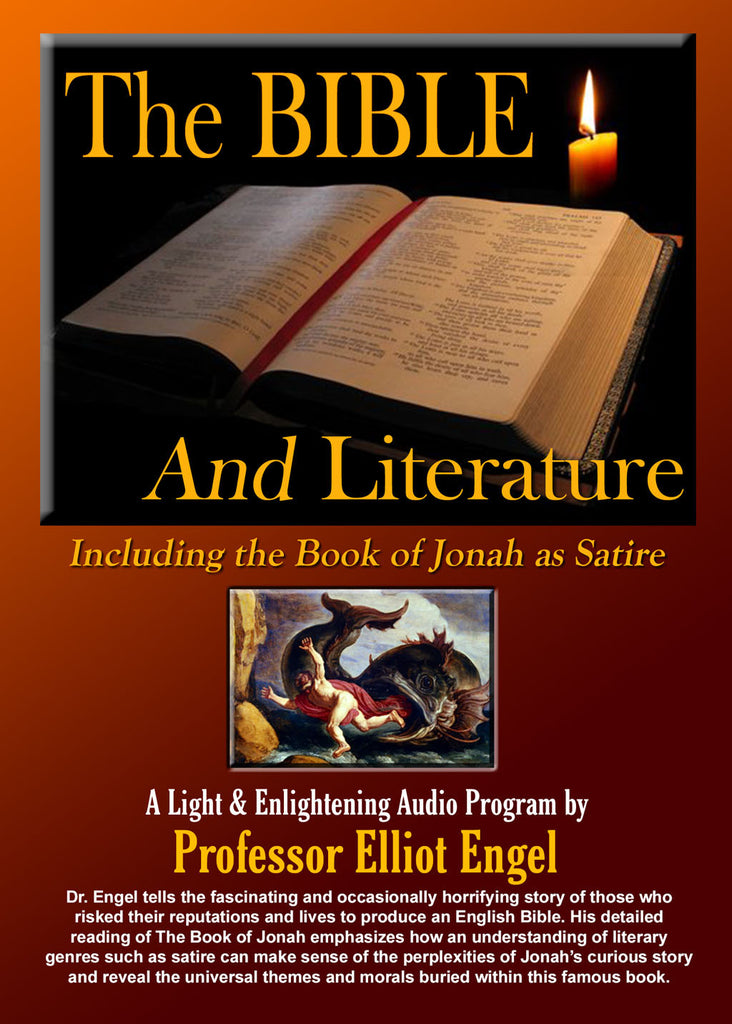 DL98 The Bible and Literature - AUDIO DOWNLOAD