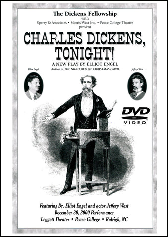 Charles Dickens, Tonight!
