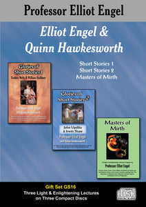 GS16 - Elliot Engel and Quinn Hawkesworth (3 CD Gift Set)