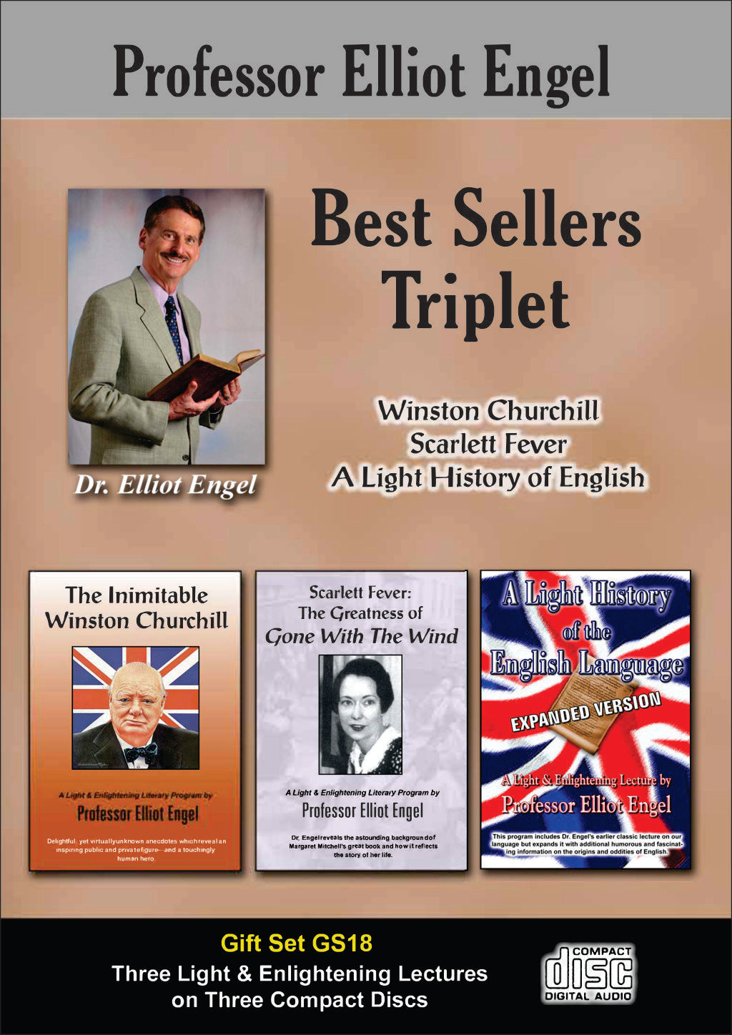 Best Sellers Triplet (3 CD Gift Set)