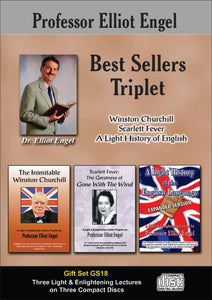 GS18 - Best Sellers Triplet (3 CD Gift Set)