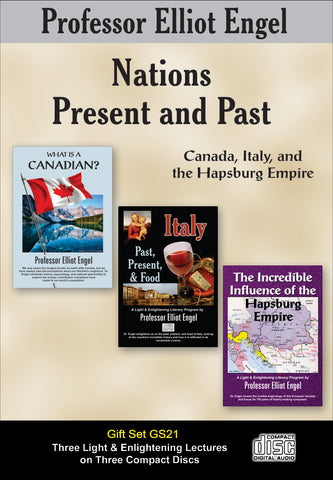 GS21 - Nations Present and Past (3 CD Gift Set)