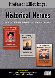 GS02 - Historical Heroes (3 CD Gift Set)