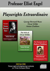 Playwrights Extraordinaire (3 CD Gift Set)