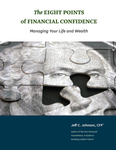 Eight Points of Financial Confidence book