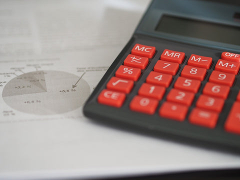 Calculator and investments