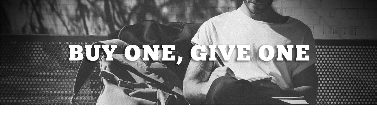 Ethical Clothing : Buy One Give One