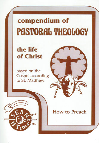The life of Christ HOW TO PREACH