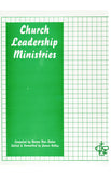 Church Leadership Ministries