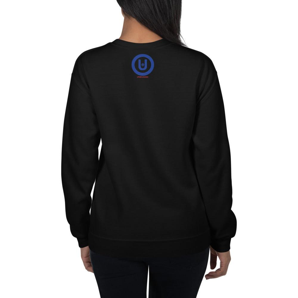Jesus Is Out Of This World- Women's Sweatshirt