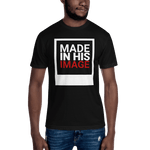 Made In His Image-Men's T-Shirt