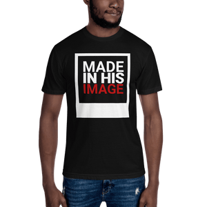 MADE IN HIS IMAGE- MEN'S T