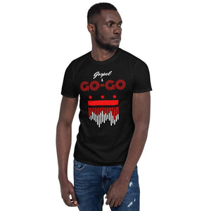 "Gospel & Go-Go- ""DC -Flag Edition""- Men's T-Shirt"