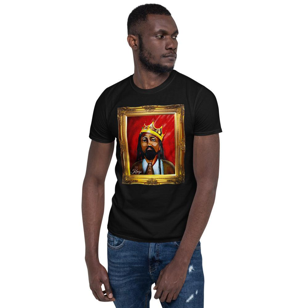 King of Kings- Men's T-Shirt