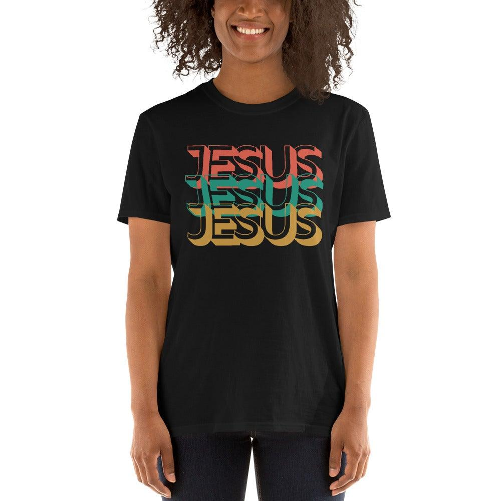 In the Name of Jesus-Women's T-Shirt