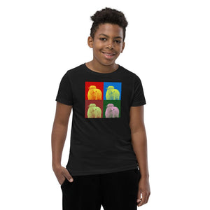 Lost Then Found- Boy's Big Kids T-Shirt