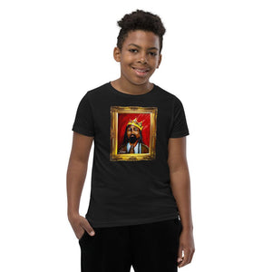 King of Kings- Boy's Big Kid's T-Shirt