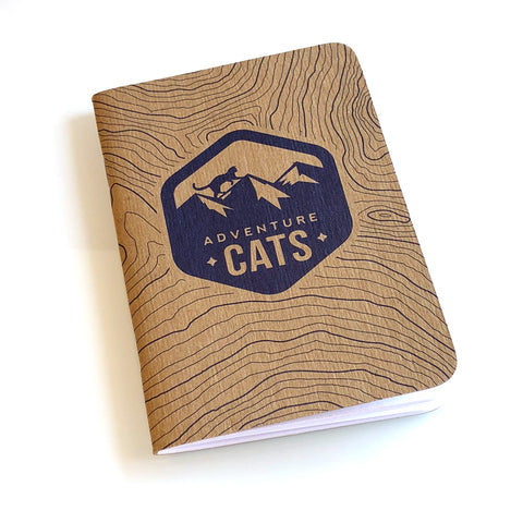 Adventure Cats Scout Book