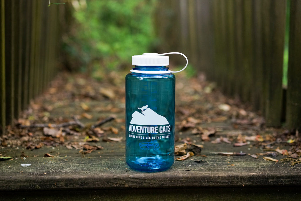 Adventure Cats 32 oz. Nalgene Bottle 448590b3e903
