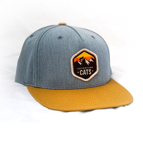 Adventure Cats Snapback Hat