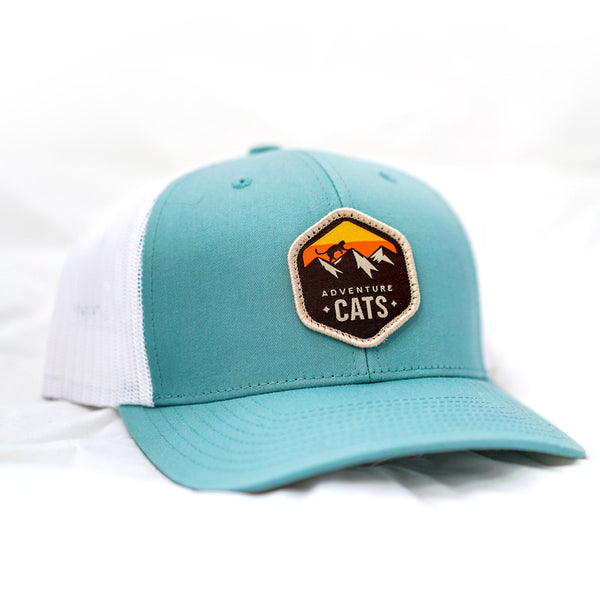 Adventure Cats Trucker Hat