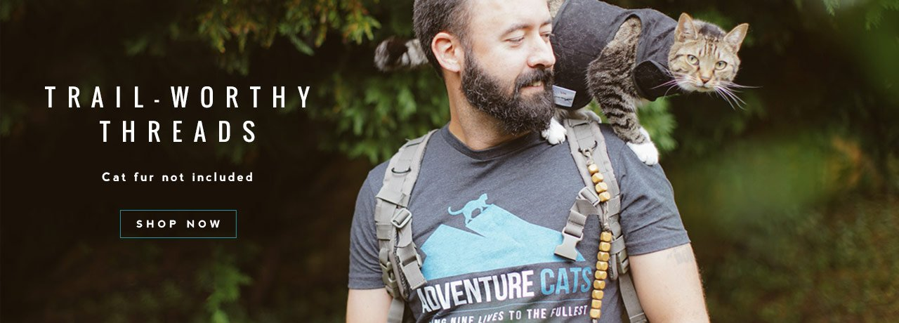 Adventure Cats Shirts