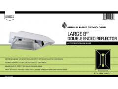 "Green Elements Technology- ""Large 8"" DE Reflector"