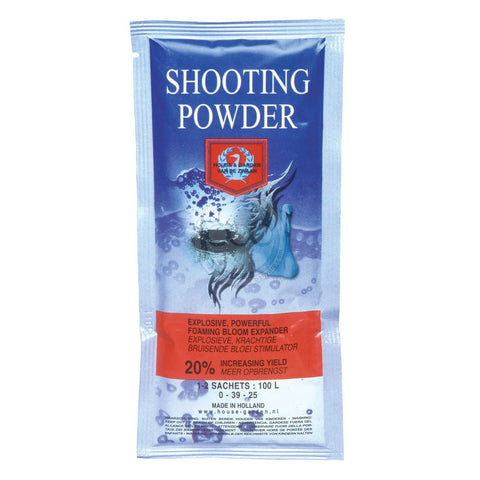 House & Garden Shooting Powder 6 Sachets