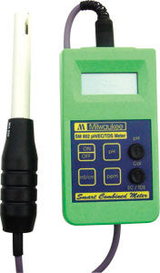 Milwaukee Smart pH/EC/TDS Combination Meter
