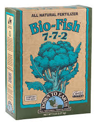 Down To Earth Bio-Fish 5lb Box