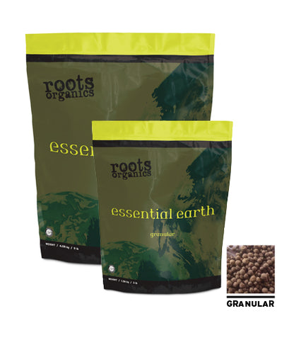 Aurora Innovations <br>Roots Organics<br> Essential Earth Granular