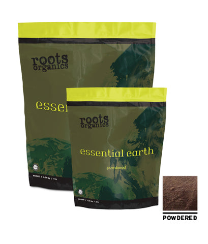 Aurora Innovations <br>Roots Organics<br> Essential Earth Powdered