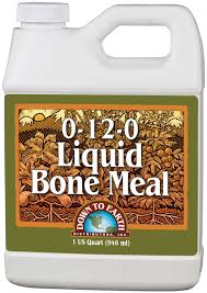 Down To Earth Liquid Bone Meal