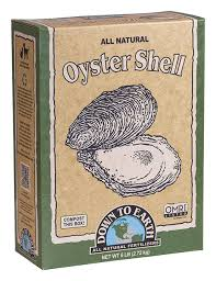 Down To Earth Oyster Shell 6lb Box